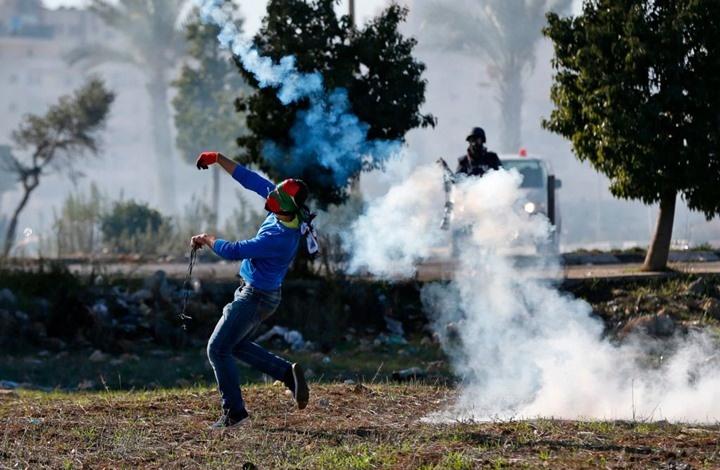 إصابات بالقدس والضفة وغزة في مواجهات مع الاحتلال / صور   سواليف
